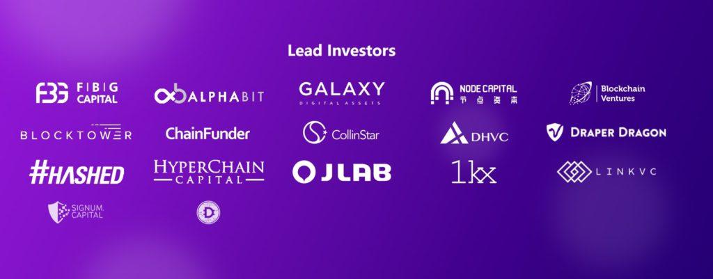 lead investors aelf
