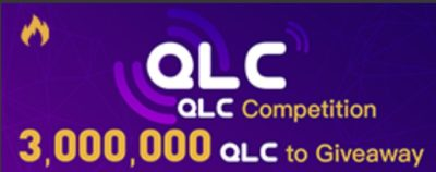 QLC comptition BINANCE