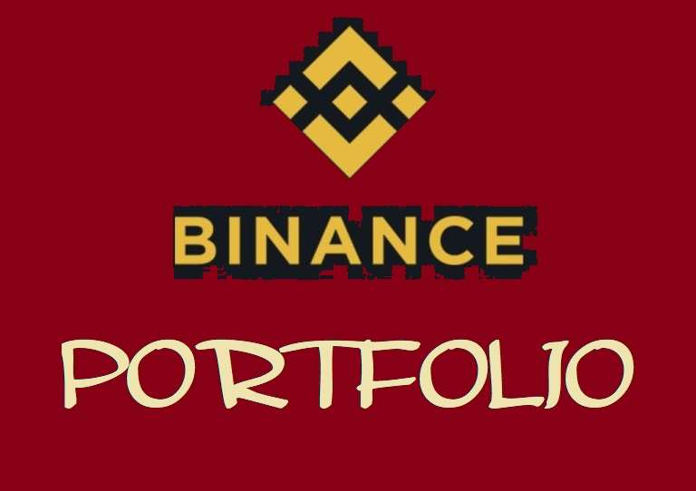 PORTFOLIO, BINANCE coin